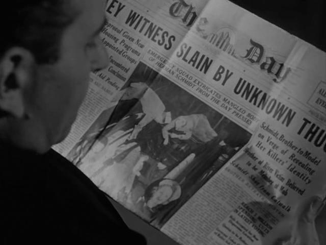 "El cuarto poder"" (""Deadline - USA""), de Richard Brooks (1952 ..."