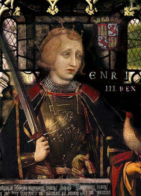 Enrique III de Trastámara,