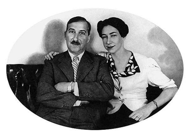 Zweig desconocida carta